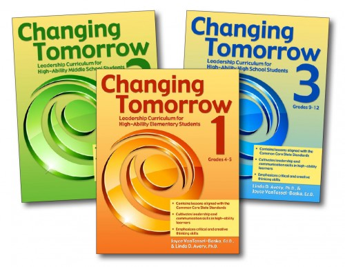 CHANGING TOMORROW (SET OF 3 BOOKS)