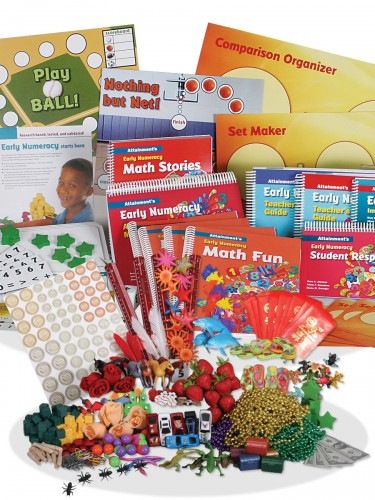 EARLY NUMERACY | CURRICULUM PLUS