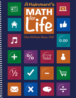 MATH FOR LIFE / STUDENT BOOK