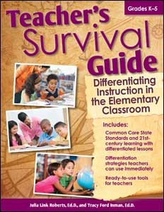 TEACHER'S SURVIVAL GUIDE / DIFFERENTIATING INSTRUCTION