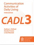 Communication Activities of Daily Living (CADL-3)