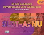 Social Language Development Test - Adolescent (SLDT-A:NU)