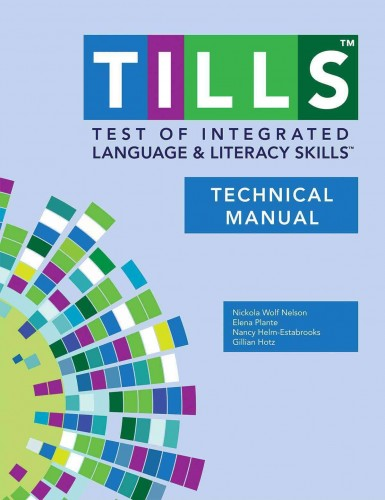 TILLS TECHNICAL MANUAL
