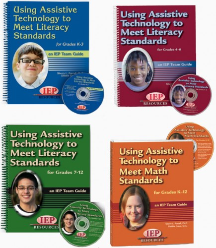 USING ASSISTIVE TECHNOLOGY TO MEET STANDARDS