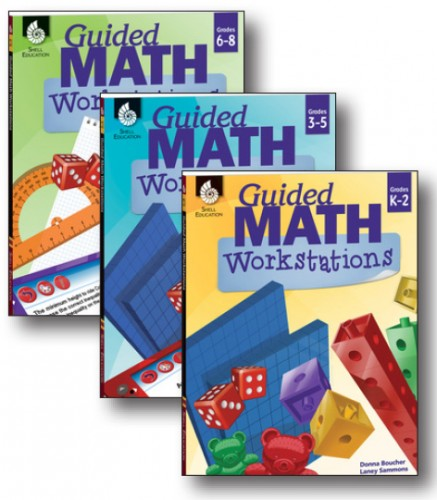 GUIDED MATH / WORKSTATIONS