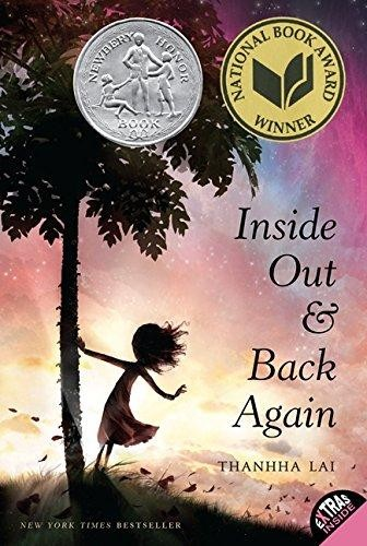 INSIDE OUT AND BACK AGAIN [PB]