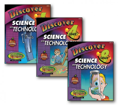 DISCOVER SCIENCE & TECHNOLOGY