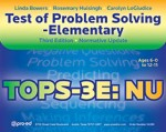 Test of Problem Solving–Elementary: Normative Update (TOPS-3E: NU)