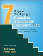 7 STEPS FOR DEVELOPING PROACTIVE SCHOOLWIDE DISCIPLINE PLAN