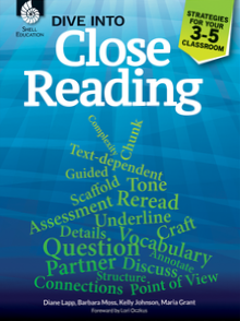 DIVE INTO CLOSE READING | GRADES 3 - 5