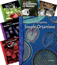 LIFE SCIENCE (8-BOOK SET)