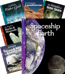 EARTH & SPACE SCIENCE (8-BOOK SET)