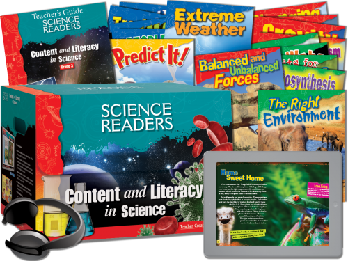 SCIENCE READERS