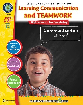 21ST CENTURY SKILLS / LEARNING COMMUNICATION & TEAMWORK