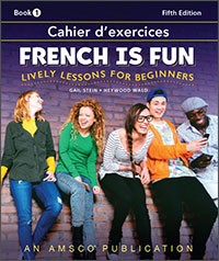FRENCH IS FUN / BOOK 1 / WORKBOOK (FIFTH EDITION)