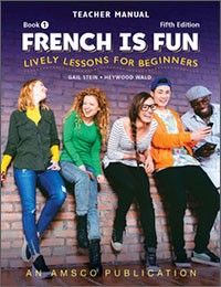 FRENCH IS FUN / BOOK 1 / TEACHER PACKAGE (FIFTH EDITION)