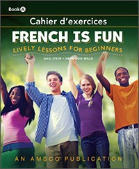 FRENCH IS FUN / BOOK A / WORKBOOK (FIFTH EDITION)