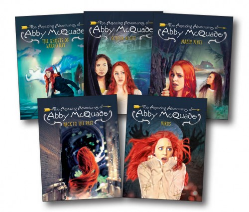 AMAZING ADVENTURES OF ABBY MCQUADE (SAMPLE SET OF 5)