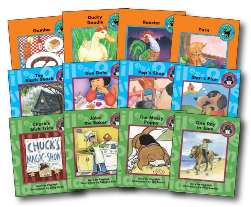 EARLY LITERACY COLLECTION / COMPLETE BOOK SET