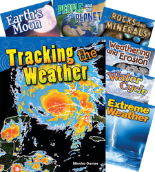 LET'S EXPLORE EARTH & SPACE SCIENCE / GRADES 2-3 (10-BKS)