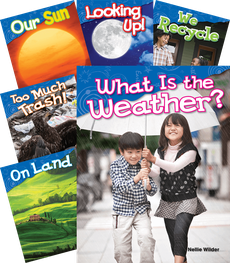 LET'S EXPLORE EARTH & SPACE SCIENCE / GRADES  K-1 (10-BKS)
