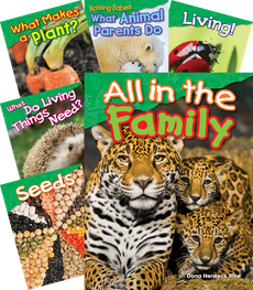 LET'S EXPLORE LIFE SCIENCE / GRADES  K-1 (10-BKS)