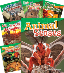 LET'S EXPLORE LIFE SCIENCE / GRADES 4-5 (10-BKS)