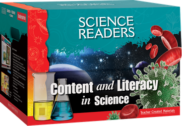 SCIENCE READERS / KINDERGARTEN KIT