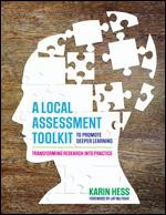LOCAL ASSESSMENT TOOLKIT TO PROMOTE DEEPER LEARNING