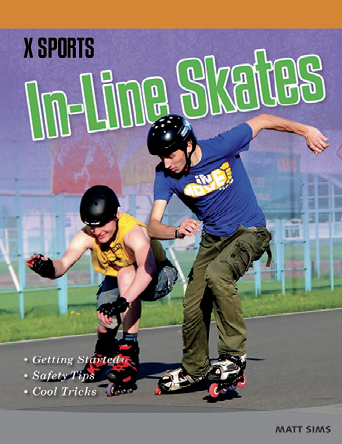 SOUND OUT / X SPORTS / IN-LINE SKATES