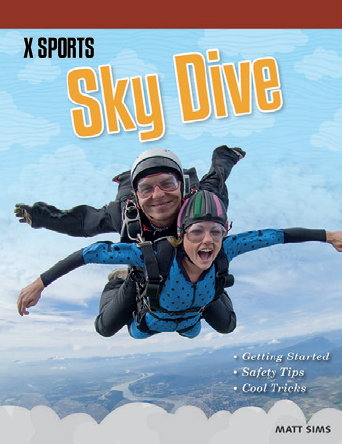 SOUND OUT / X SPORTS / SKY DIVE