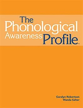 PHONOLOGICAL AWARENESS PROFILE