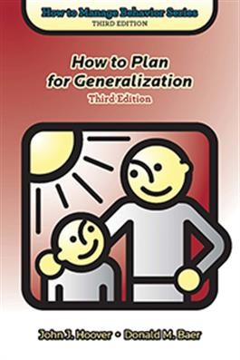 HTMB / HOW TO PLAN FOR GENERALIZATION