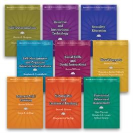 PRO-ED SERIES ON AUTISM SPECTRUM DISORDERS (SET OF 9)