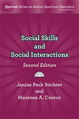PRO-ED / SOCIAL SKILLS AND SOCIAL INTERACTIONS