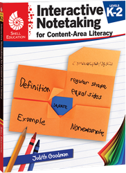 INTERACTIVE NOTETAKING FOR CONTENT-AREA LITERACY