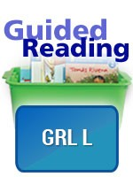 GUIDED READING ESSENTIALS / GRL COLLECTION / LEVEL L