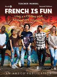 FRENCH IS FUN / BOOK 2 / TEACHER PACKAGE (SECOND EDITION)