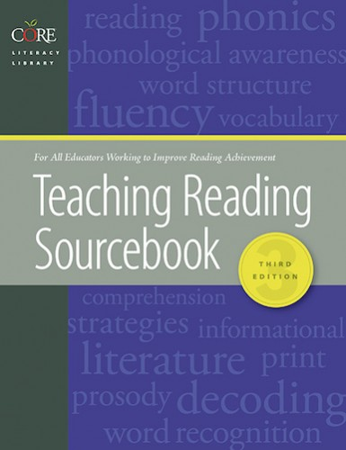 TEACHING READING SOURCEBOOK (THIRD EDITION)
