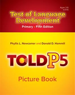 TOLD-P:5 PICTURE BOOK