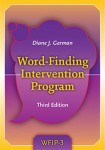 Word Finding Intervention Program (WFIP-3)