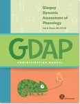 Glaspey Dynamic Assessment of Phonology (GDAP)