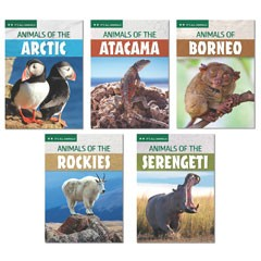 IT'S ALL ANIMALS / LEVEL 2 (5 BOOK SET)