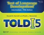 Test of Language Development - Intermediate (TOLD-I:5)