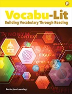 VOCABU-LIT / BOOK F (GRADE 6)